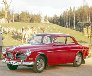 Volvo 122S Amazon 2dr