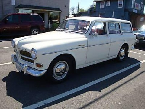 Volvo Amazon wagon