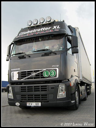 Volvo FH 460 Globetrotter XL