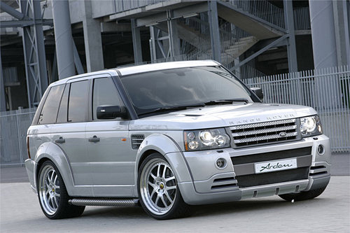 Land rover range, Photo #2
