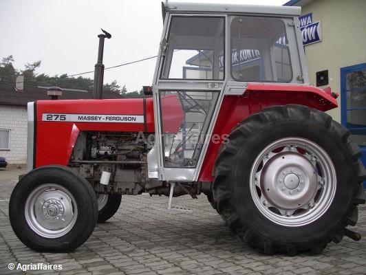 Ram Rt For Sale >> Massey ferguson 275 - specs, photos, videos and more on TopWorldAuto