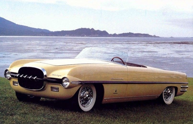 Dodge Firearrow concept car