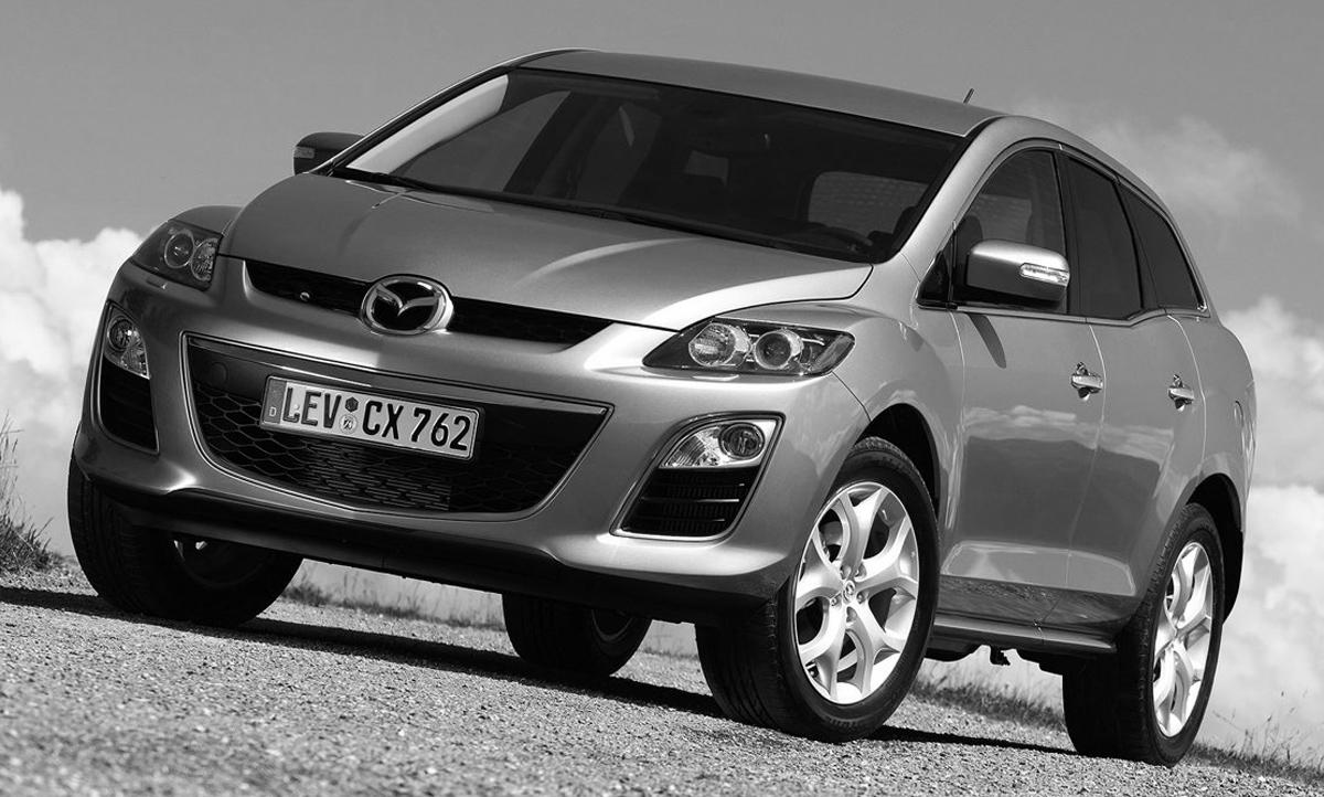 Kekurangan Mazda X7 Perbandingan Harga