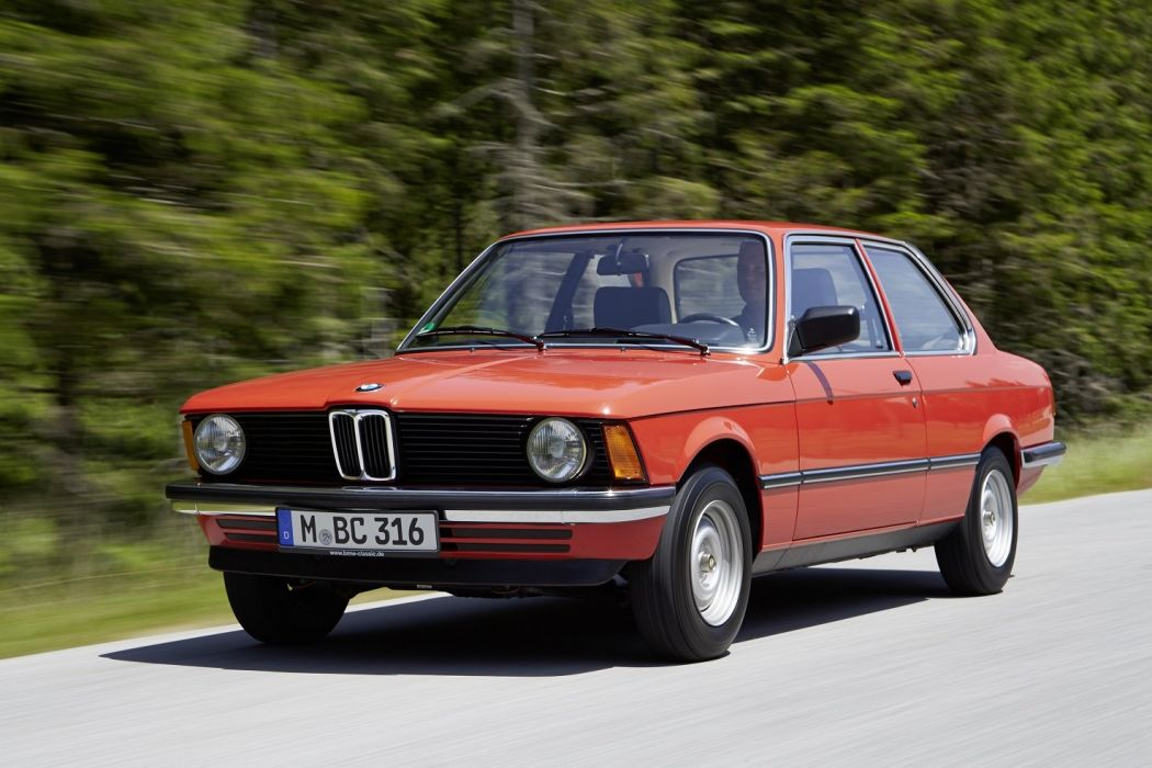 BMW 316 Coupe