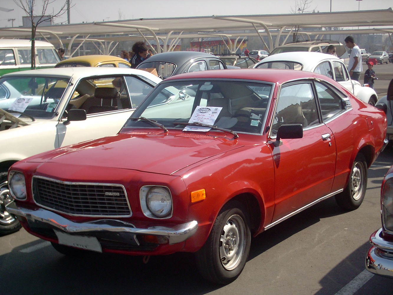 Mazda 929 Fastback Coupe
