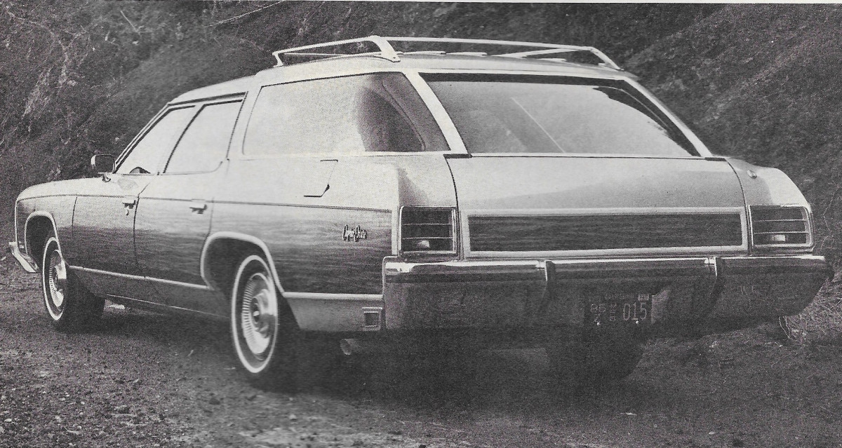 Chevrolet Caprice estate wagon