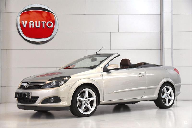Opel Astra Twin Top 20