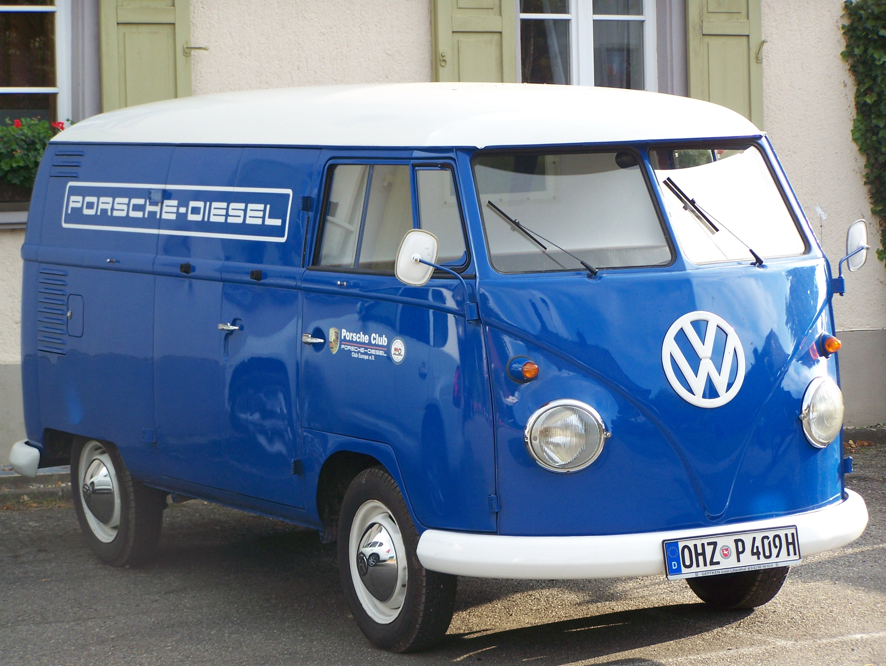 Volkswagen Type 2, Photo #2