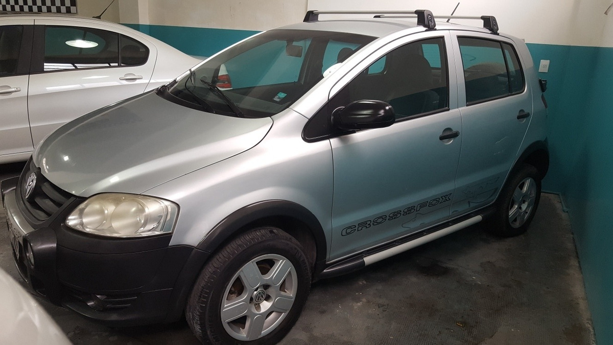 Volkswagen Cross Fox 16