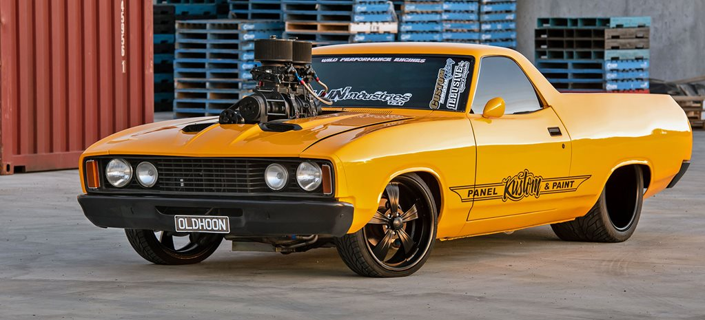 Ford Falcon XC Ute