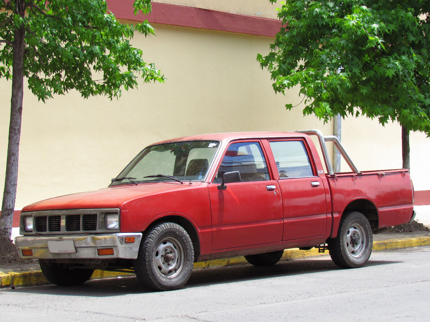 Chevrolet Luv 23 Crew Cab, Photo #2
