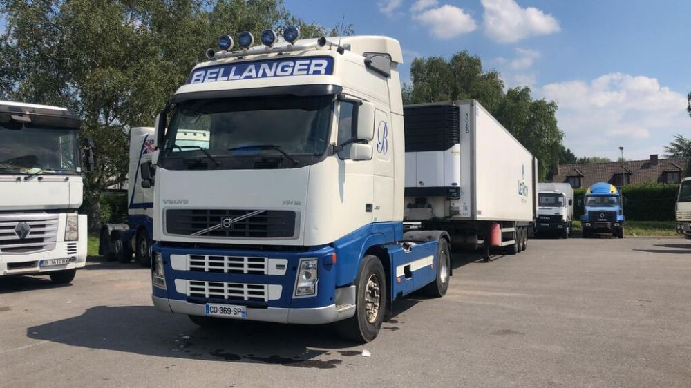 Volvo FH12