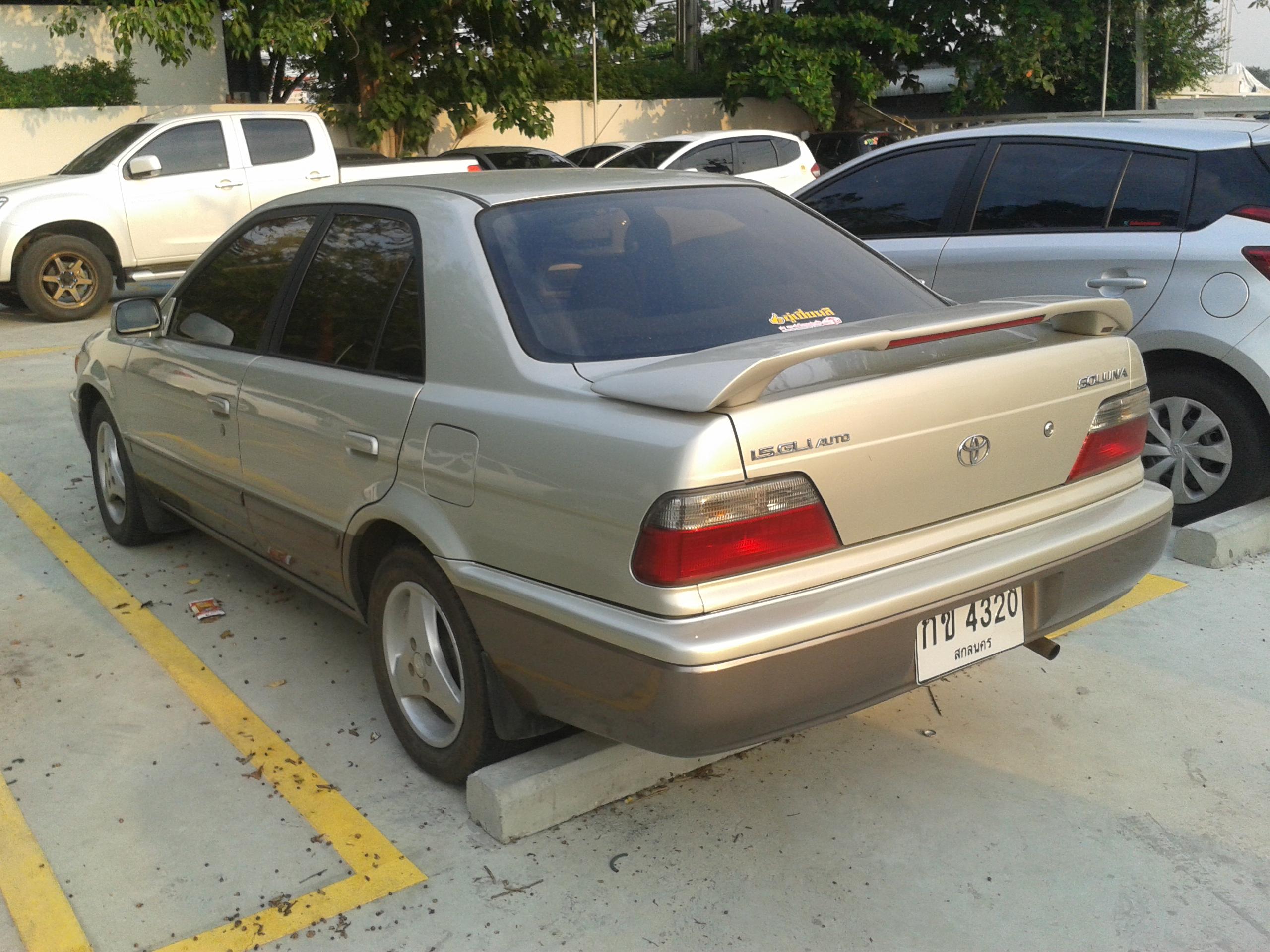 Kelebihan Toyota Soluna 2002 Perbandingan Harga