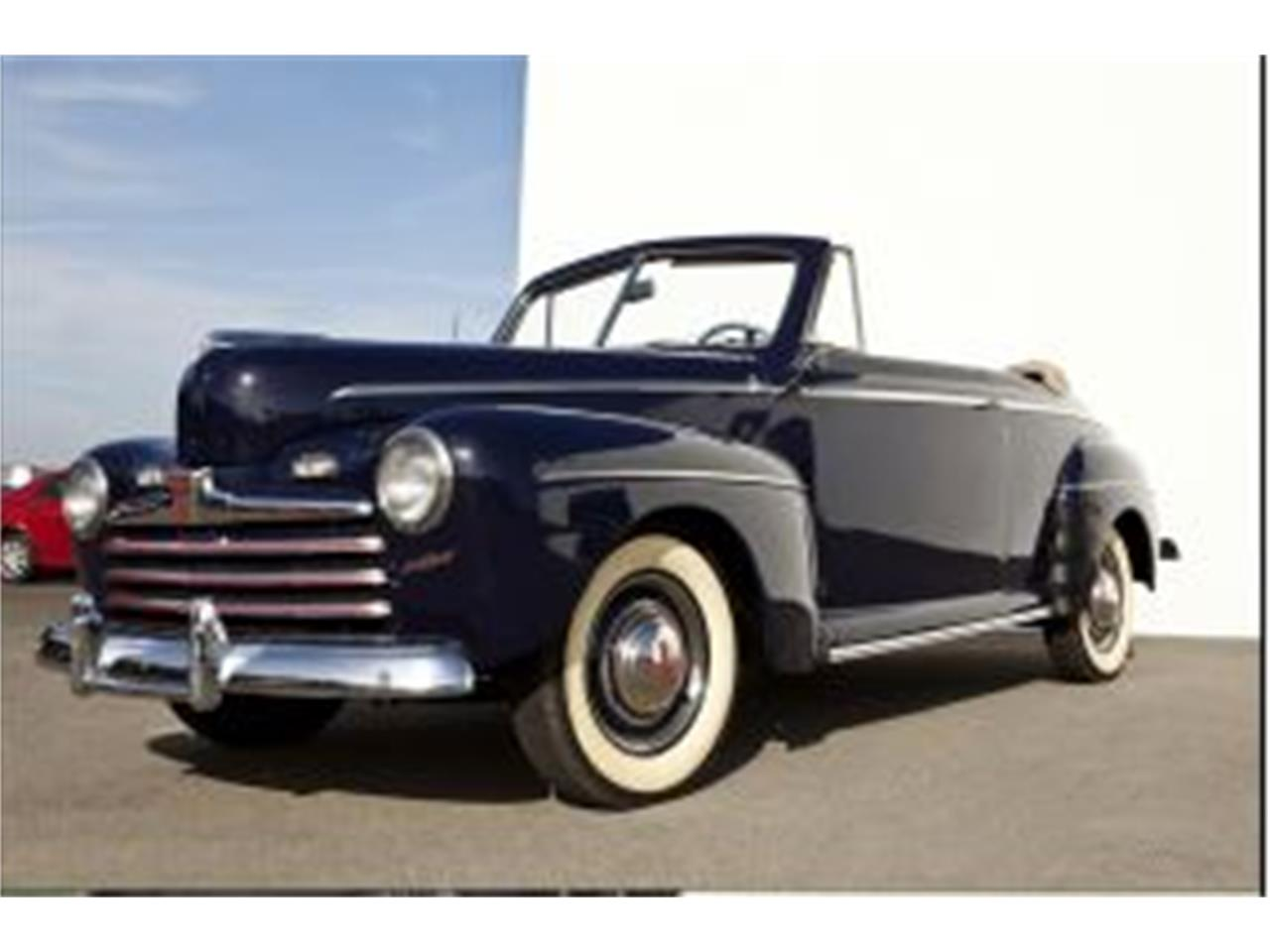 Ford Super Deluxe Convertible Specs Photos Videos And More On Topworldauto