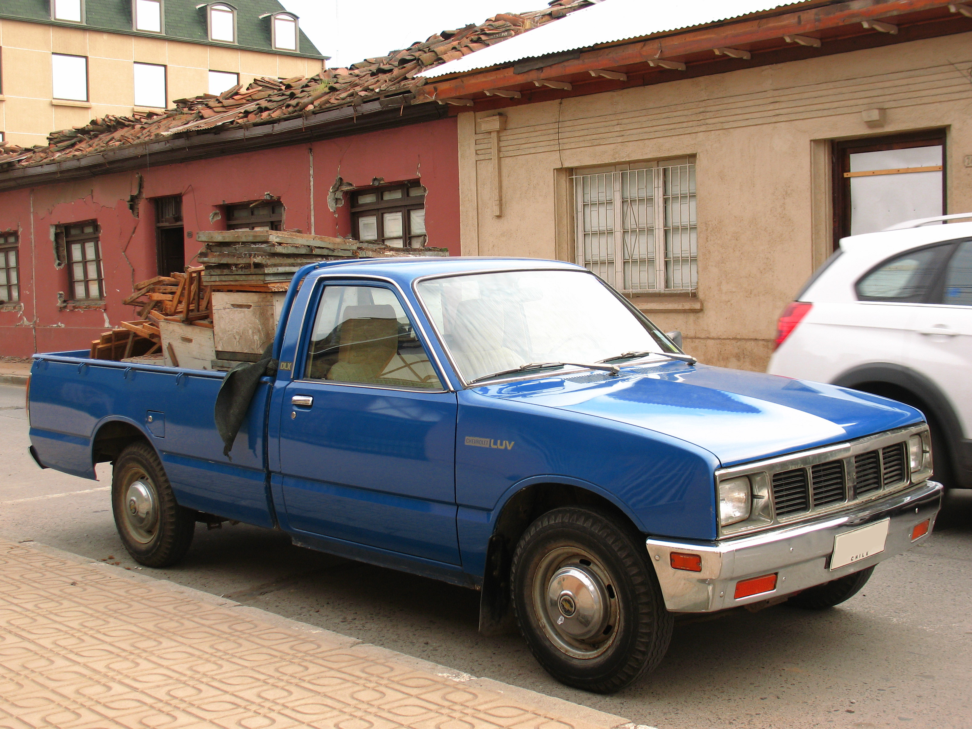Topworldauto Photos Of Chevrolet Luv 1600 Photo Galleries
