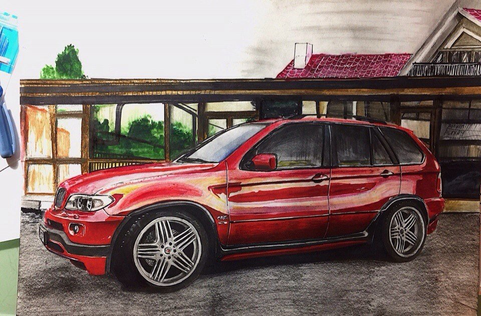 BMW X5 48iS