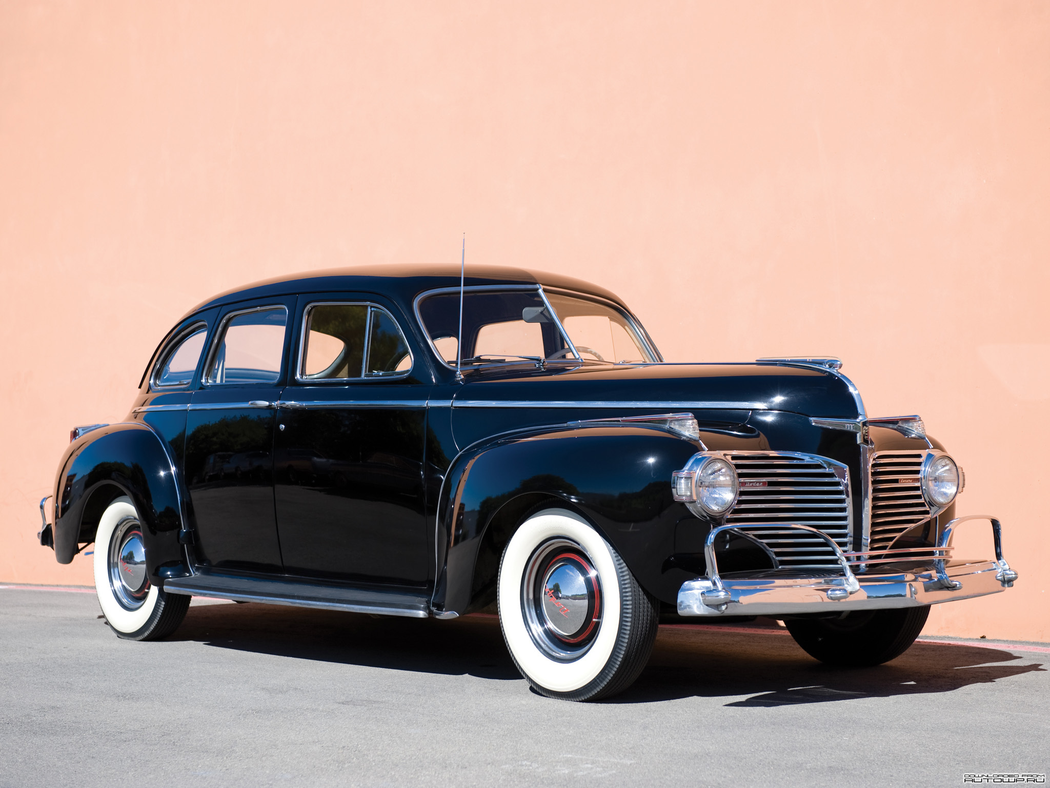 Dodge Luxury Liner 5w coupe
