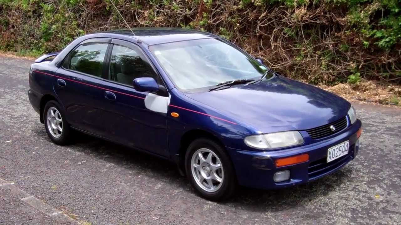 Mazda Familia Interplay X
