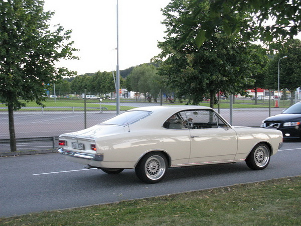Opel Rekord Coupe
