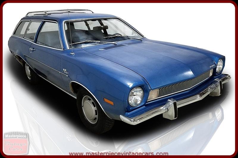 Topworldauto Photos Of Ford Pinto Photo Galleries