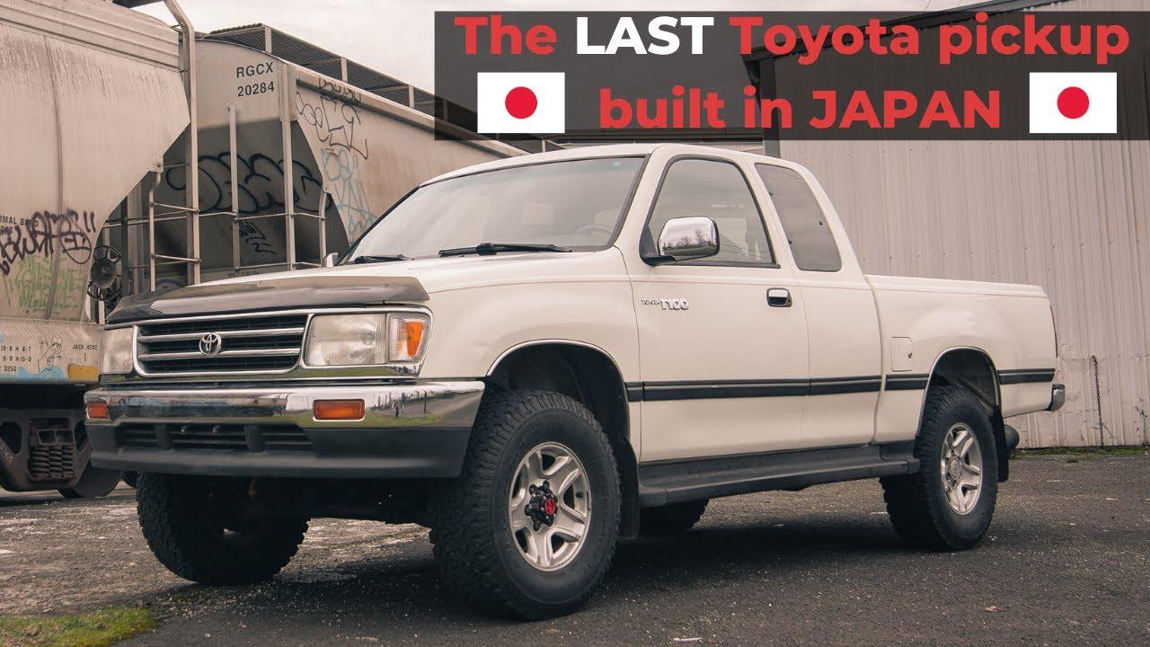 Topworldauto  U0026gt  U0026gt  Photos Of Toyota T100 Sr5