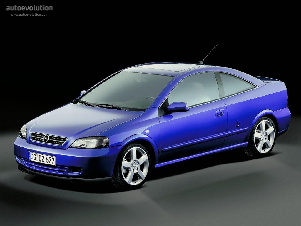 Opel Astra Coupe Turbo
