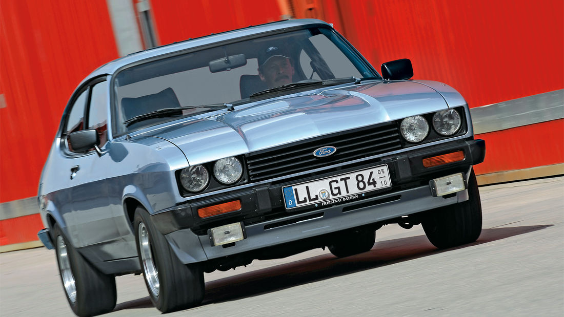 Topworldauto Photos Of Ford Capri Photo Galleries
