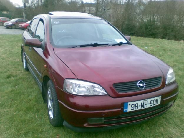 Opel Astra Classic 17 TD