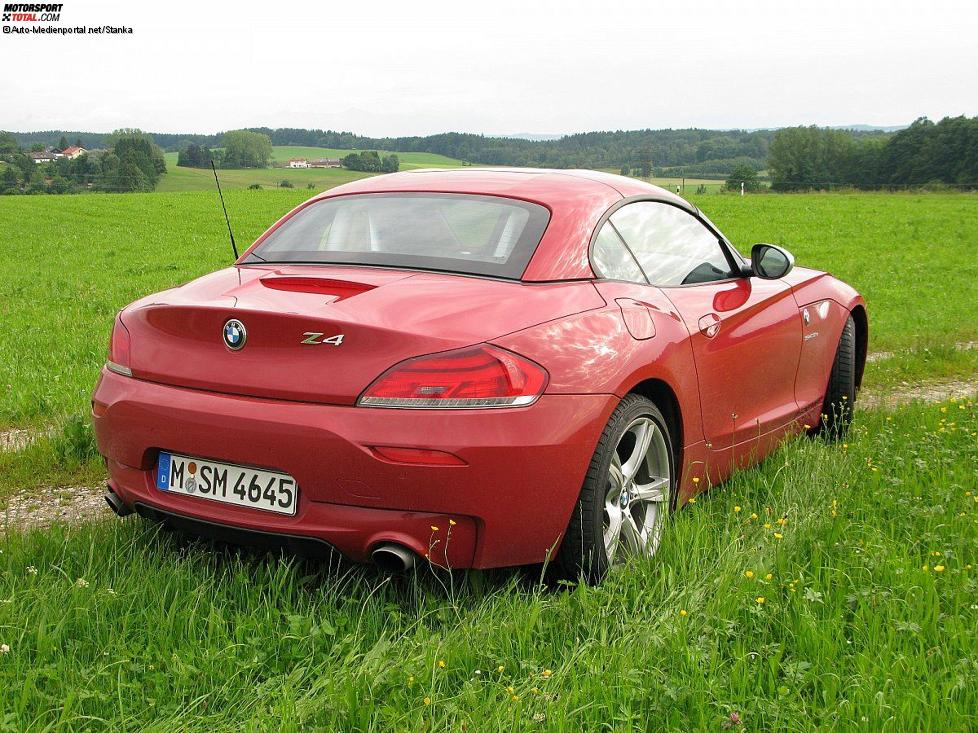 BMW Z4 sDrive 35is