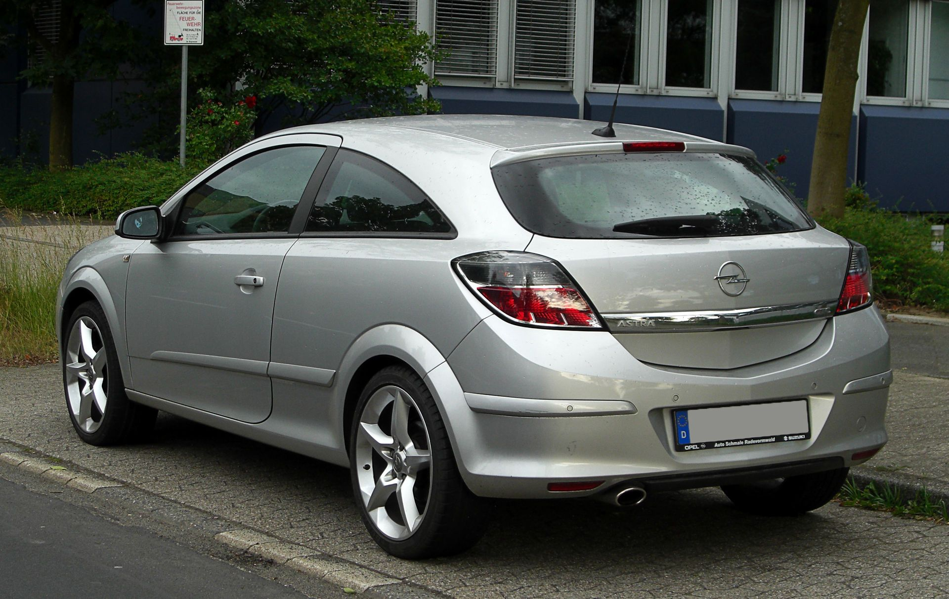 Opel Astra-H