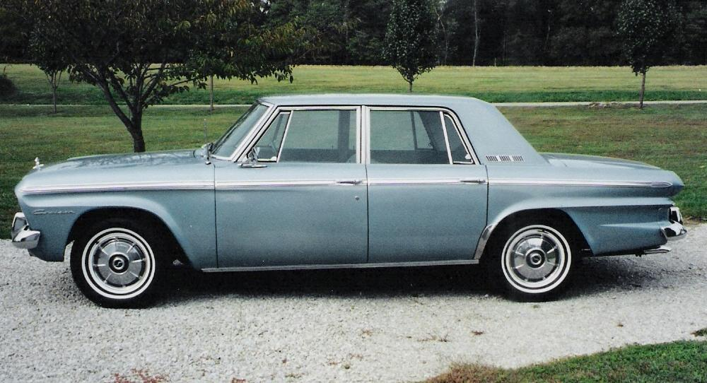 Mark's 65 Studebaker Cruiser Page