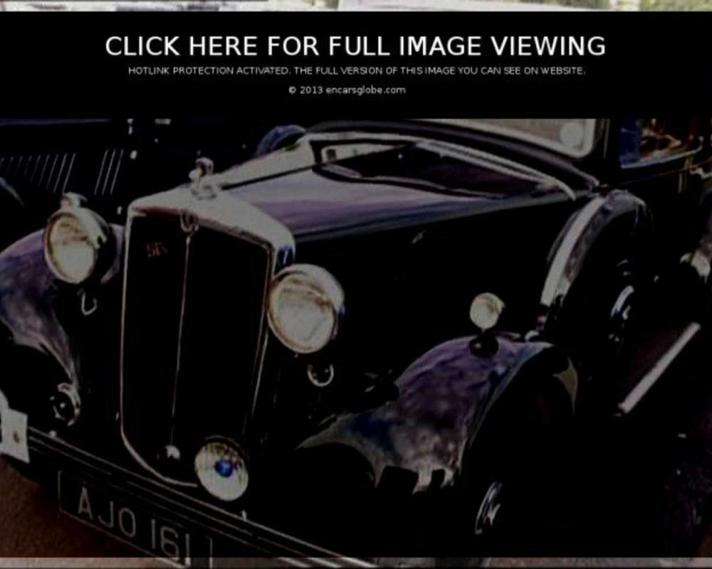 Morris Eight 2dr Photo Gallery: Photo #01 out of 10, Image Size ...
