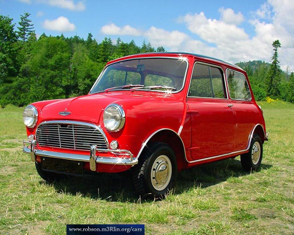 Austin Mini Cooper S 1964 | Cars - Pictures & Wallpapers ...