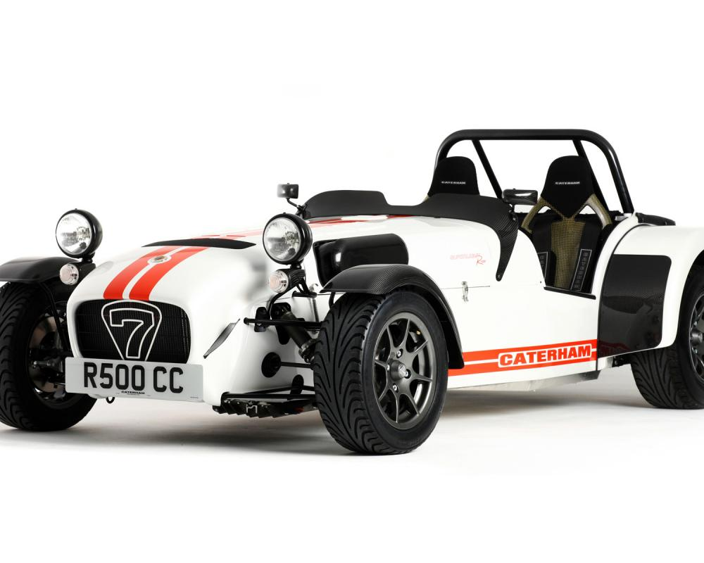 Caterham Super Seven | SuperCars HD Wallpapers & Backgrounds