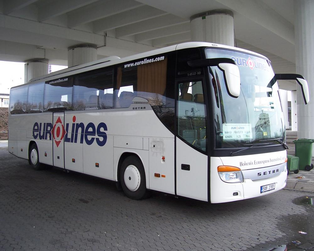 Setra s 415 hd. Best photos and information of modification.