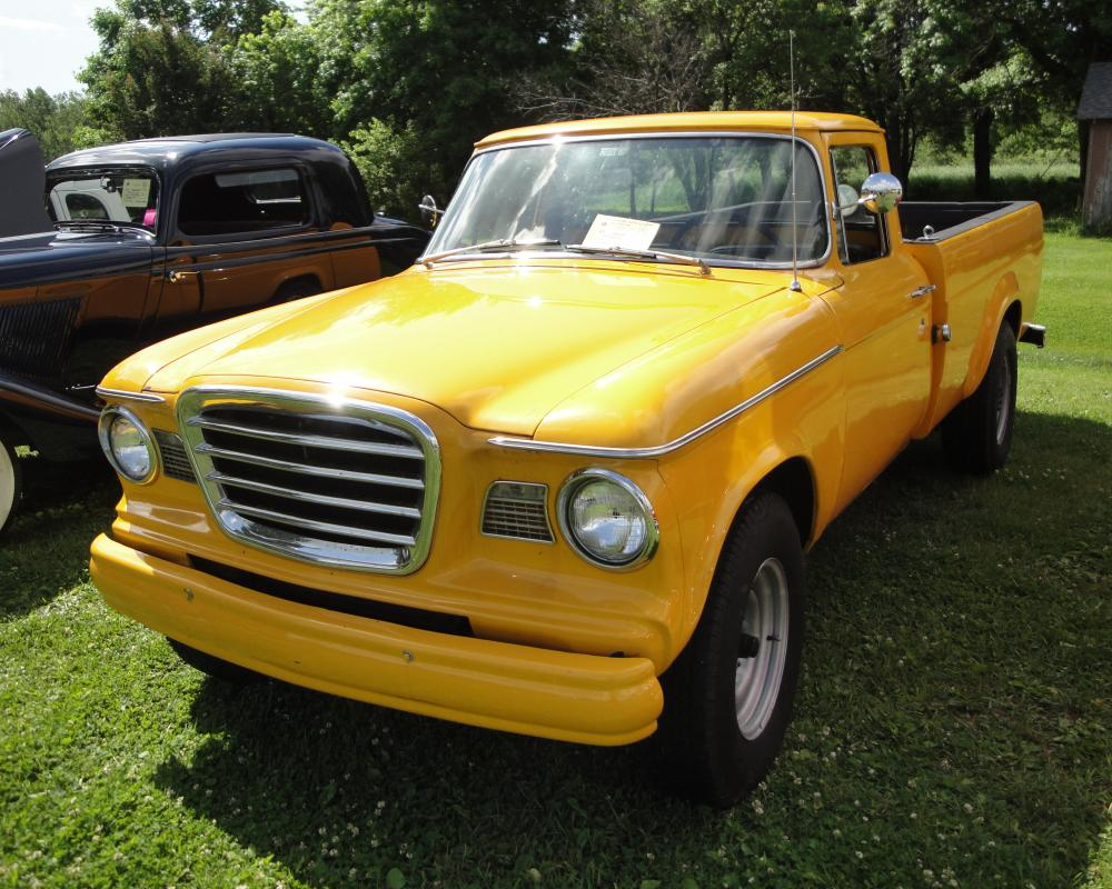 File:Flickr - DVS1mn - 60 Studebaker Champ 3-4 Ton Pick-Up (3).jpg ...