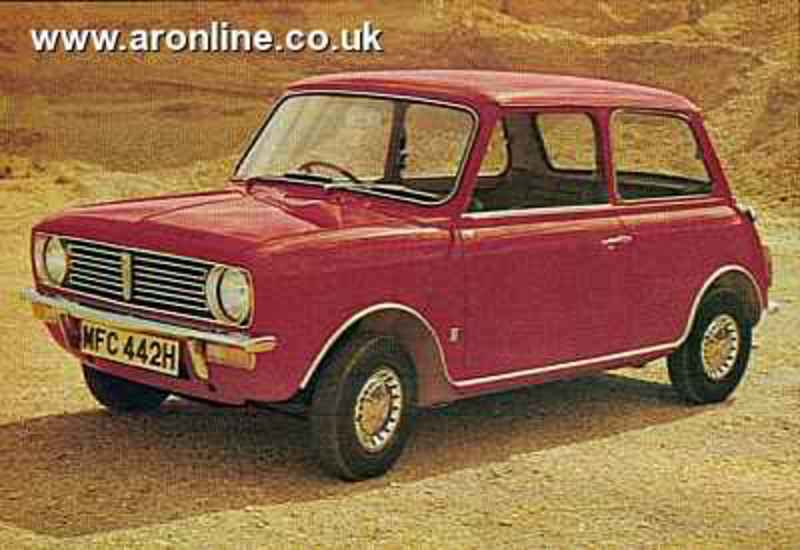 The cars : Mini Clubman - AROnline