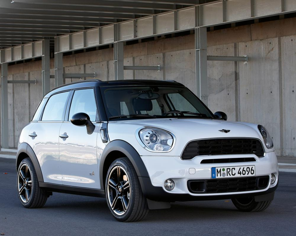 2010 MINI Cooper D Countryman ALL4 related infomation ...