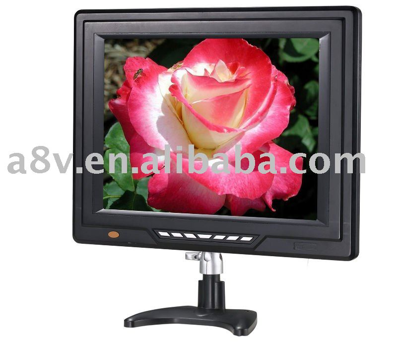 TFT LCD portable tv 12 inch (card reader), View portable tv 12 ...