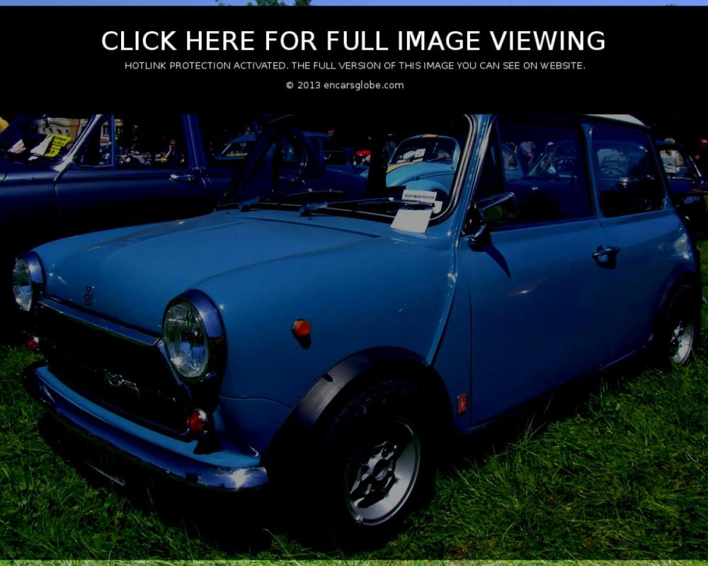 Mini Mini Cooper 1300: Photo gallery, complete information about ...