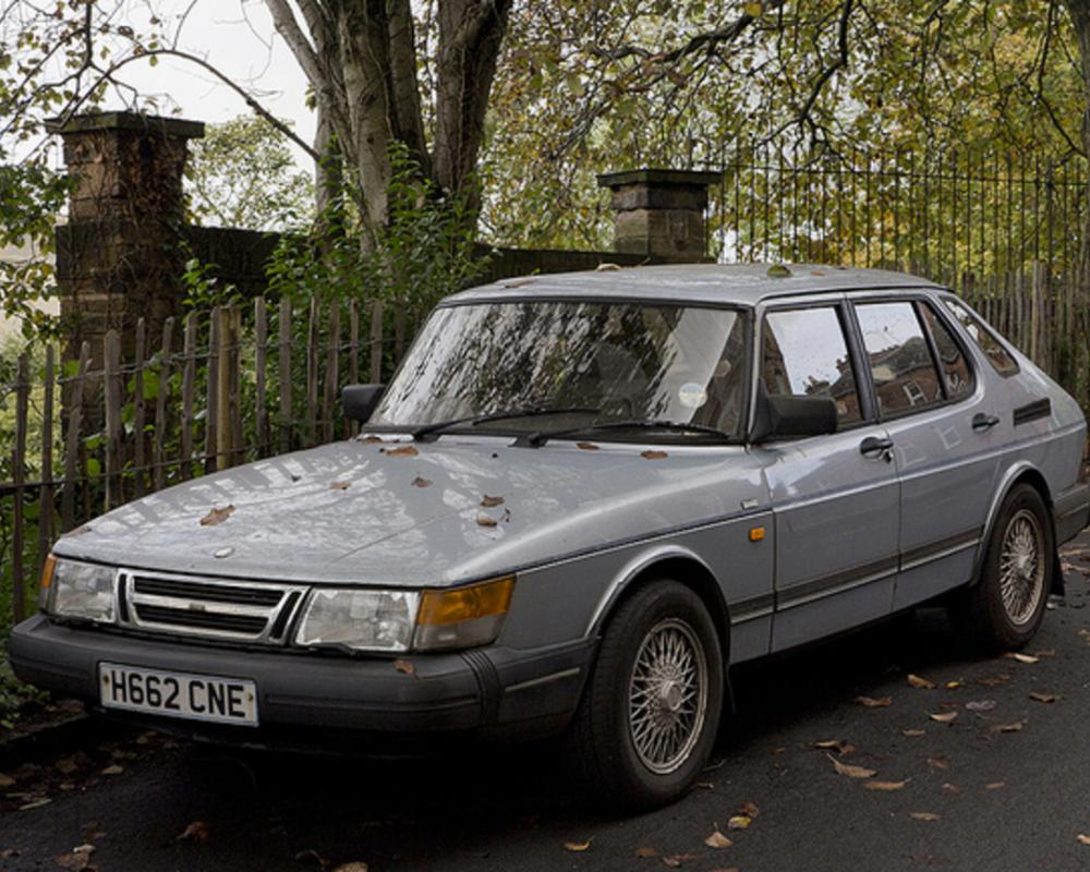 1990 Saab 900 I 16V | Flickr - Photo Sharing!