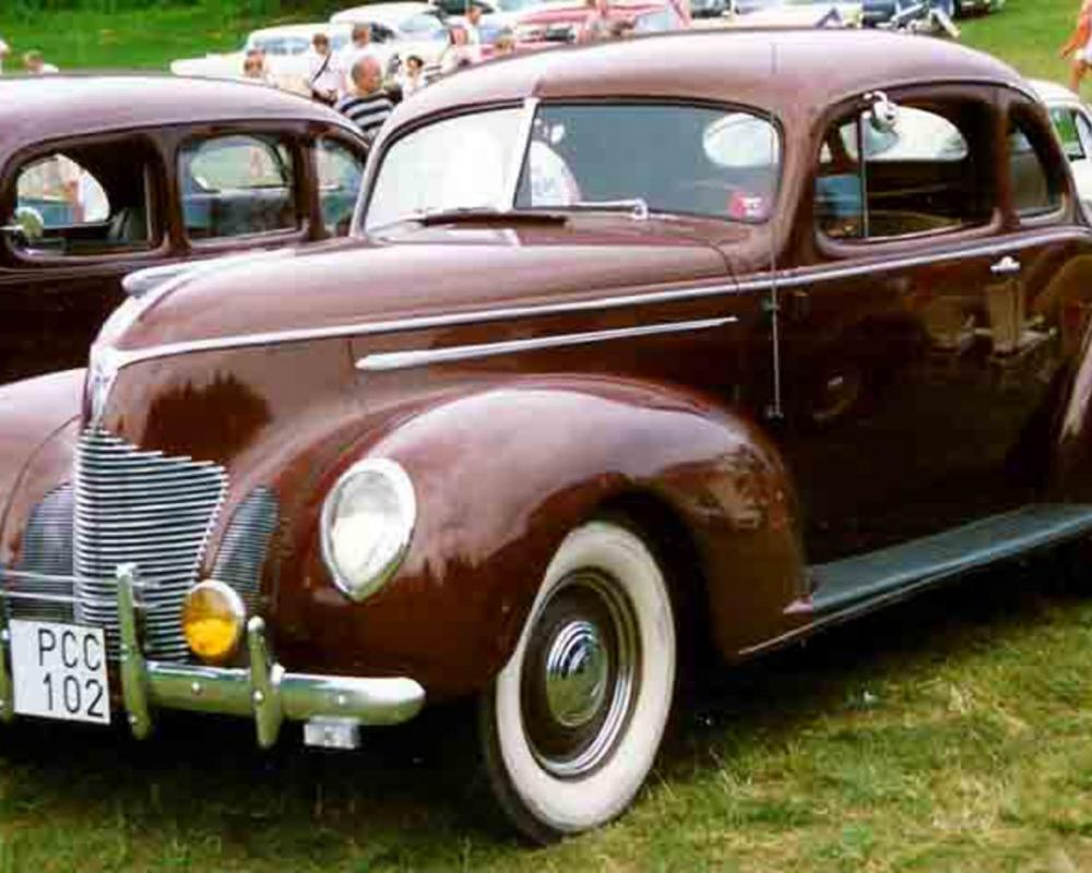 1939 Hudson Pacemaker Series 91 Coupe Gallery - funjooke.