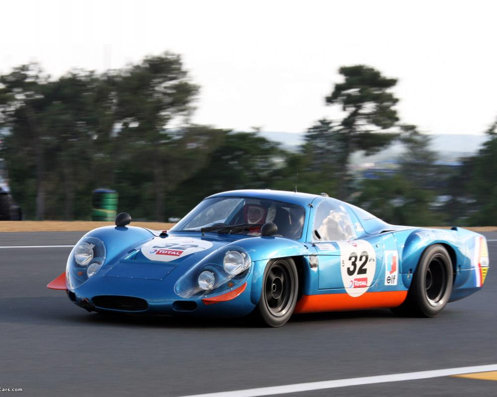 Renault Alpine A210 (1966–1969) wallpapers (