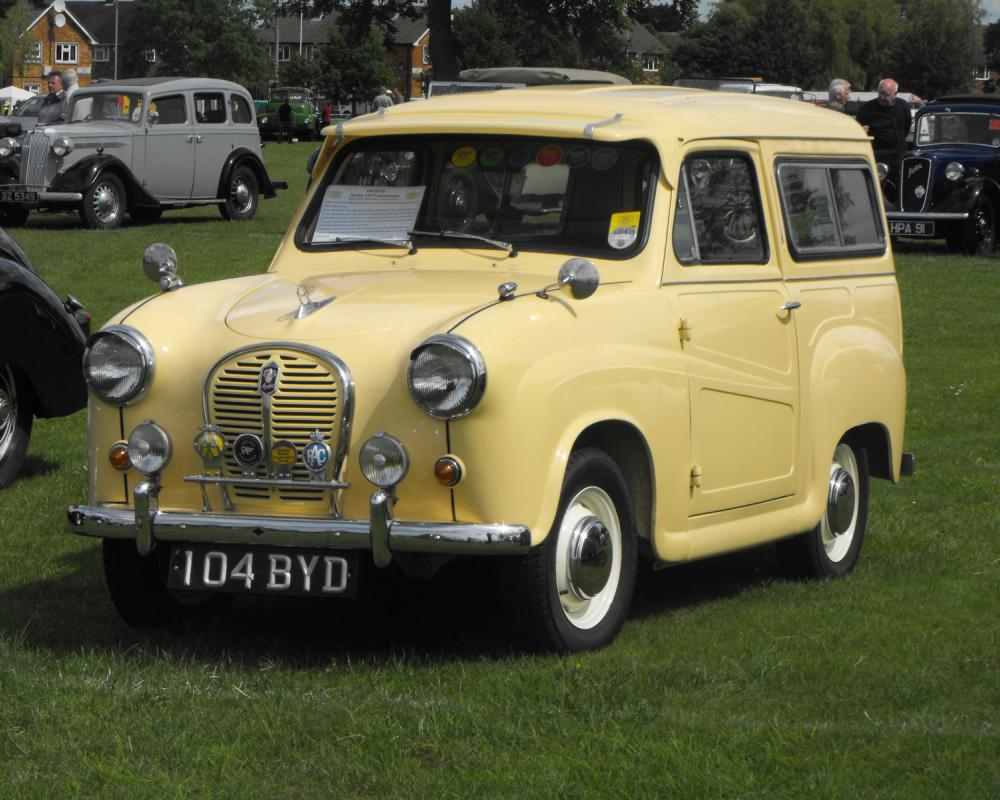 Austin A35 Countryman - 104 BYD | Flickr - Photo Sharing!