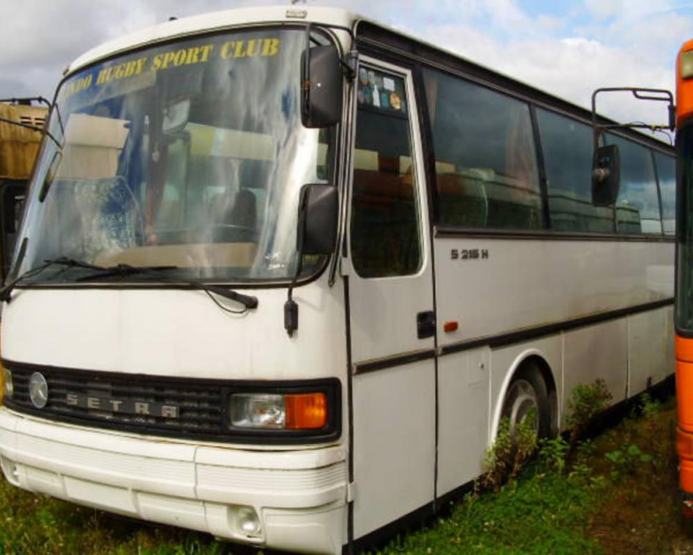 SETRA S 215 H 3764 coach bus from Denmark, sale, buy, price, WM2162