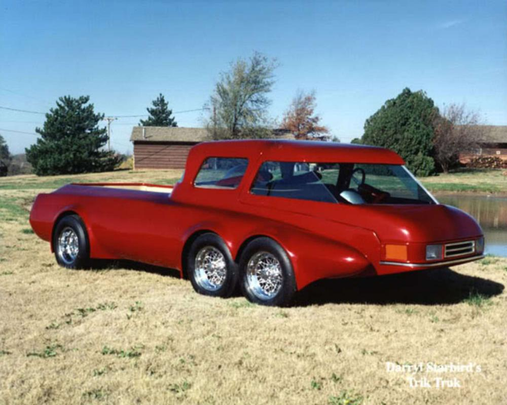 Gallery of all models of Starbird: Starbird Lil Coffin-1960s ...