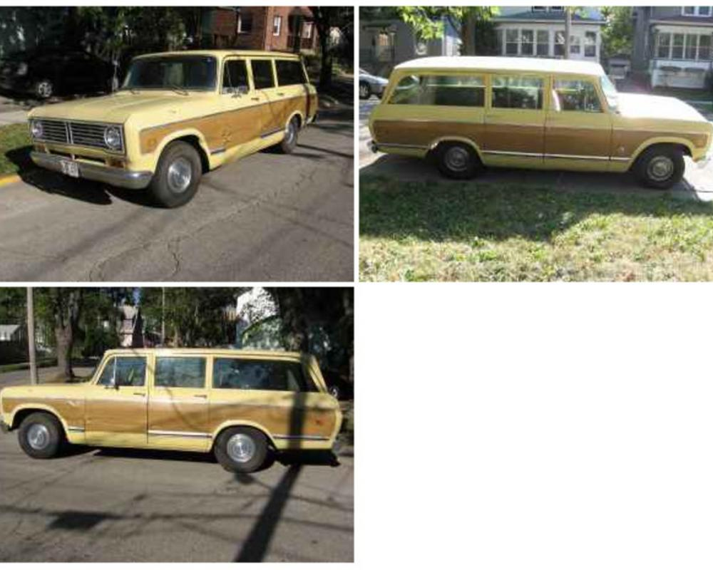 Craigslist Search Part 1: Roadworthy International Harvester ...
