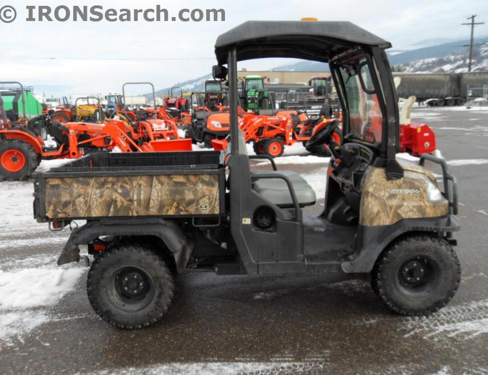 IRON Search - 2007 Kubota RTV 900 Utility Vehicle For Sale By ...