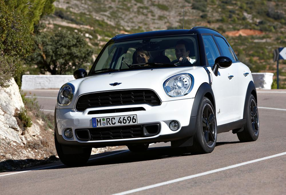 MotoringFile » Archive » MINI Countryman European Pricing Released