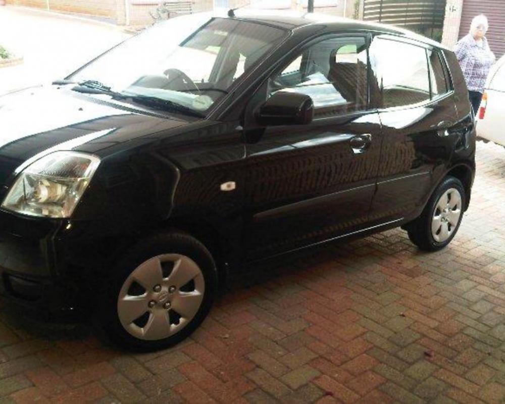 Pictures of 2007 Kia Picanto 1.1 LX Very good condition ...